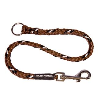 "EZYDOG - 40"" Standard Leash Extension in Chocolate"