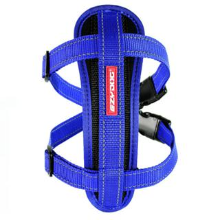 EZYDOG - Medium Chest Plate Harness in Blue