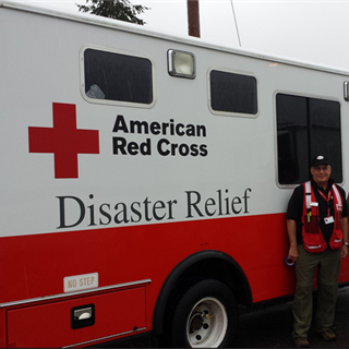 Donate $100 to American Red Cross