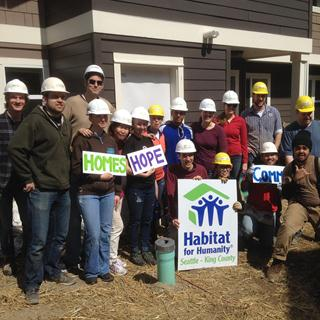 Corporate Sponsorship - Habitat for Humanity: Half Day Team Builder