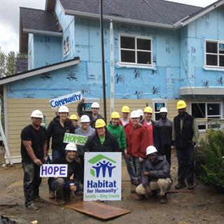 Corporate Sponsorship - Habitat for Humanity: Roof Raiser