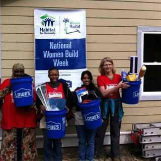 Corporate Sponsorship - Habitat for Humanity: Home Builder