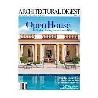 Architectural Digest Three Year Subscription