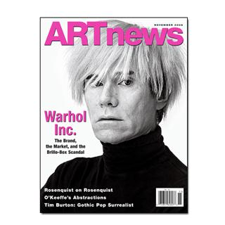 Art News Magazine One Year Subscription