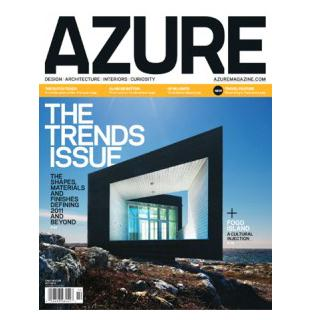 Azure Magazine Two Year Subscription