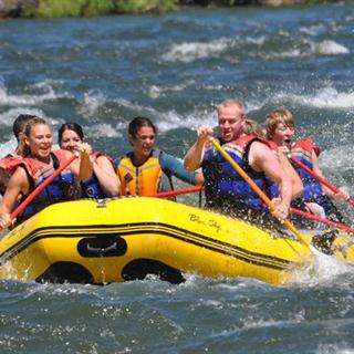 Tieton Whitewater Rafting Adventure