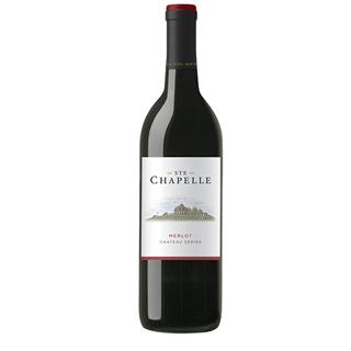 Chateau Ste. Chapelle Soft Red Blend Wine  (Case)