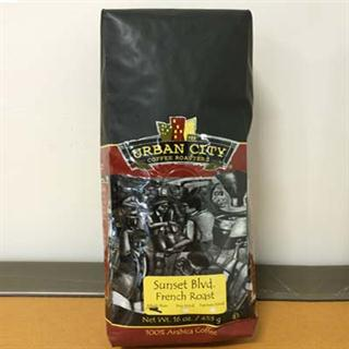 16oz Bag of Sunset Blend (Whole Bean)