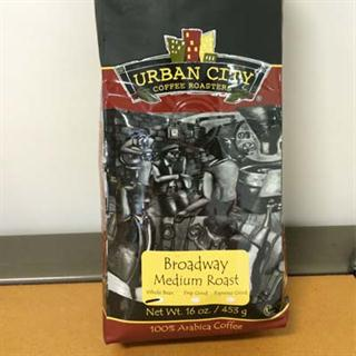 16oz Bag of Broadway Blend (Whole Bean)