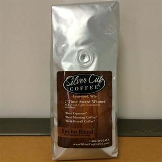 16oz Bag of Snoho Mojo Blend (Whole Bean)