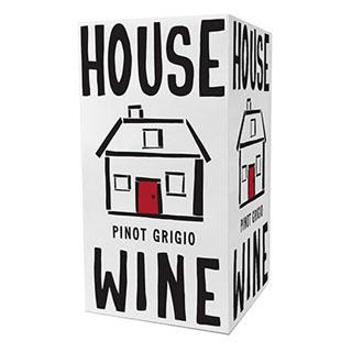 House Pinot Gris 3L Box Wine (Case)