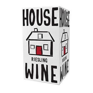 House Riesling 3L Box Wine (Case)