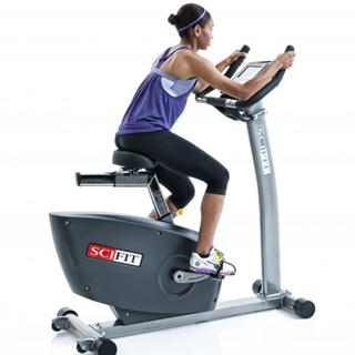 ISO 7000 Upright Bike from SCIFIT