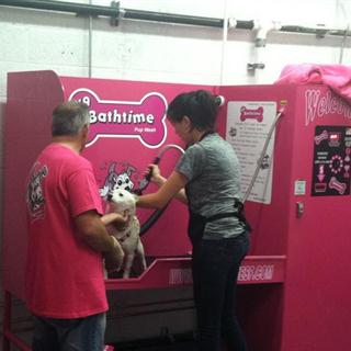 K9 Pet Wash Station