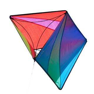 Triad Kite in Spectrum from Prism Kites