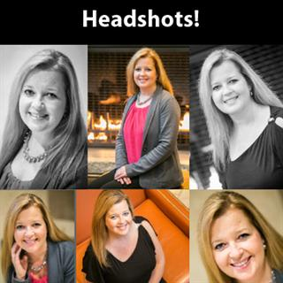 Professional Headshots Photography by Rachelle Erickson