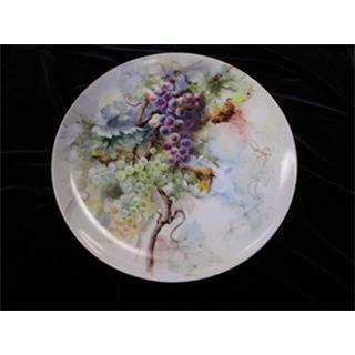 Haviland Grape Wall Platter