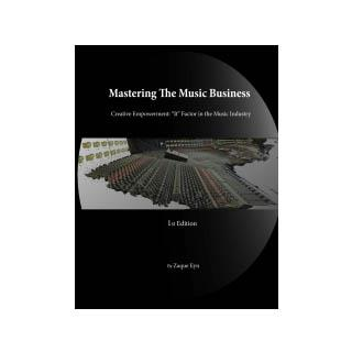 Mastering the Music Business Book