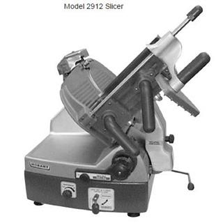 Refurbished 2912 Automatic Hobart Slicer