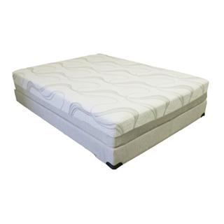 "Easy Rest iDream-lux King 10"" Gel-Infused Memory Foam Mattress"