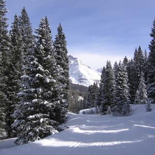 Snow Shoe Tour Gift Certificates with Blue Sky Outfitters