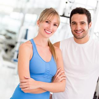 Couples Annual Membership at Highline Athletic Club