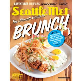 Three-year Subscription to Seattle Met Magazine