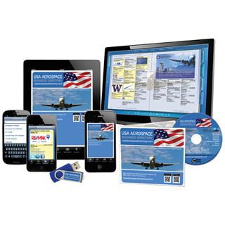 USA Aerospace Directory - Full Page Ad Premium Position for 12 Months