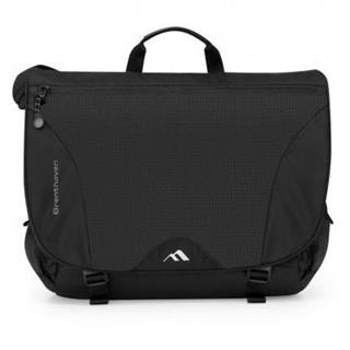 Pacific Messenger Bag - Black