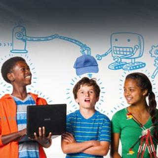 Robotics Kids Camp at Sylvan Learning Center
