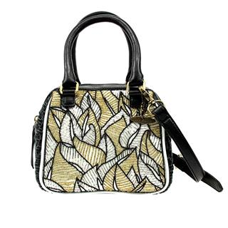 "Mary Frances ""Fine Lines"" Satchel"
