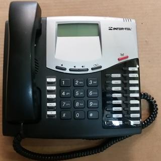 Inter-tel Axxess VOIP Phone 550.8622
