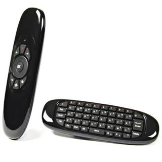 Hollywood Streamline C120 2.4 GHZ Wireless Air Mouse