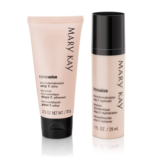 Mary Kay TimeWise Microdermabrasion Cream with Firming Eye Cream