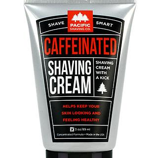 24-Unit Case: Caffeinated Shaving Cream