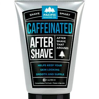 Caffeinated Aftershave