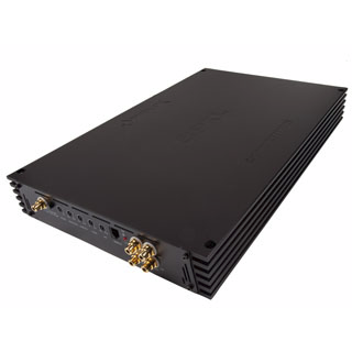Helix Germany SPXL1000B - Competition 2,720 Watt Mono Block Amplifier - Black