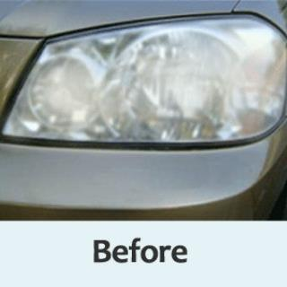 Headlight Restoration in Concord, CA