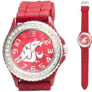Washington State University - Ladies Jelly Watch