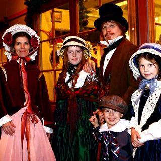 VIP Package for the Great Dickens Christmas Fair