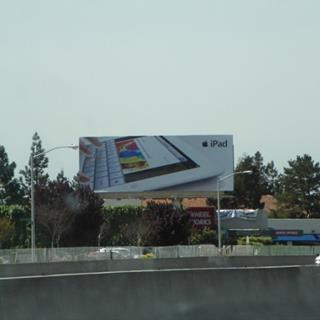 Silicon Valley Billboard