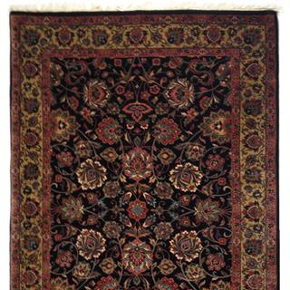Traditional Persian Area Rug 4x6
