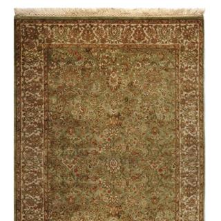 Traditional 4x6 Area Rug by Samad
