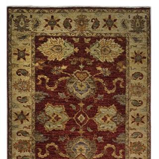 Traditional 4x6 Area Rug by 2 Roses