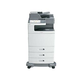 Lexmark XS798dte MFP Color Printer