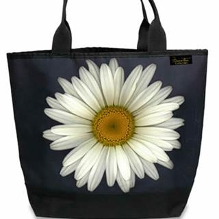 Large Daisy Shopper Tote Bag
