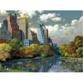 "Alexander Chen ""Central Park Fall"" Limited Edition"