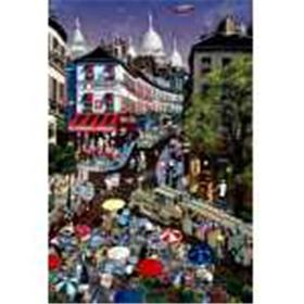 "Alexander Chen ""A Day at Montmartre"" Limited Edition"