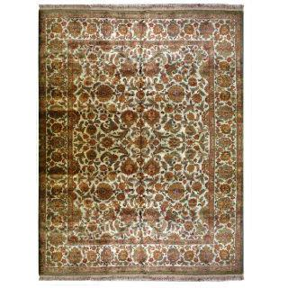 Traditional Rug from India 8 x 10
