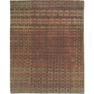 Contemporary Rug from Nepal 8 x 10